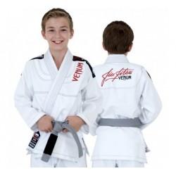 Venum Challenger 2.0 Kids Bjj Gi - Wit