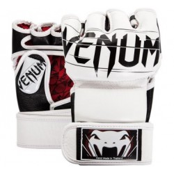 Venum Undisputed 2.0 Mma Gloves White Nappa Leather