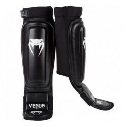 Venum 360 Mma Shinguards Black