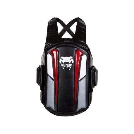 "Venum ""Elite"" Body Protector Black/Ice/Red"