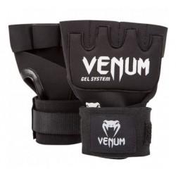 "Venum ""Kontact"" Gel Glove Wraps Black"