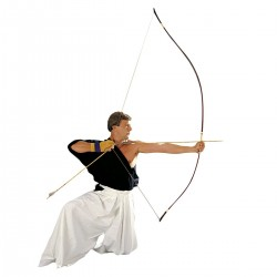 KYUDO BOW. JAPANESE YUMI. 2,20 M. POWER 18 KG