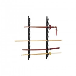 SWORD STAND. WALL. 8 UNITIES