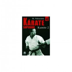 Book : Karate superior 4 kumite 2