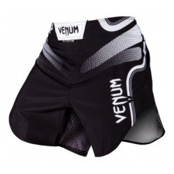 Venum Tempest 2.0 Fightshorts Black/White