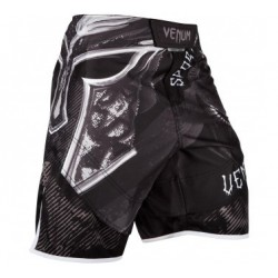Venum Gladiator 3.0 Fightshorts Black/White