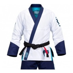 Venum Koi Absolute Bjj Gi - Beperkte oplage - Wit/marineblauw