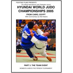 2005 Hyundai World Judo Championships from Cairo