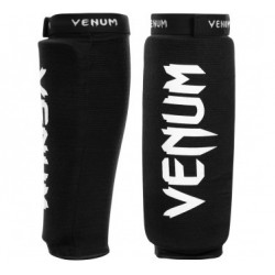Shin Guards Venum Kontact - Zwart