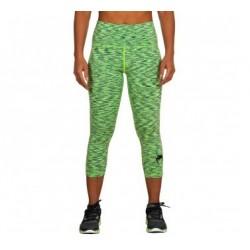 Venum Heather Legging Crops - Heather Blue/Green - For Women