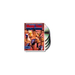 DVD- Coffret Muay Thai