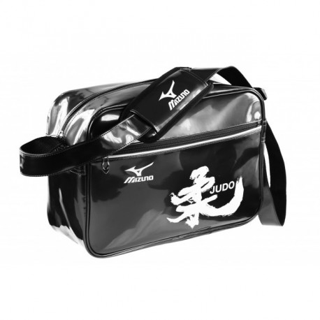 Kanji Small Vintage Bag Black and White