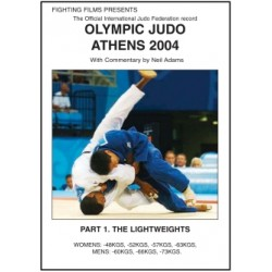 2004 IJF Olympic Judo from Athens