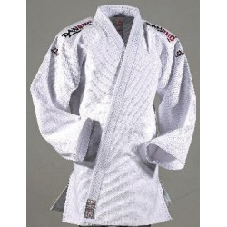 T-ORIENTAL WHITE WITH SHOULDER PATCHES