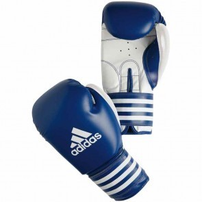 Adidas Ultima training Gants de Boxe Bleu Budo House