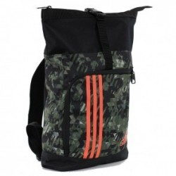Adidas Training Sac de sport militaire Camouflage Orange