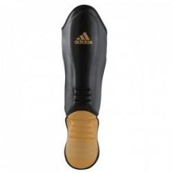 Adidas Hybrid Super Pro Tibia Protection Black/Gold