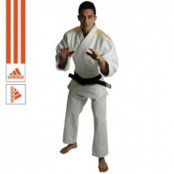 Adidas Judopak J690 Quest Blanc/Orange