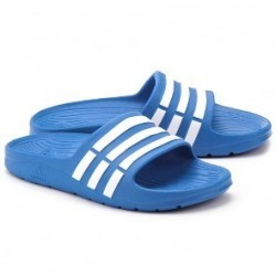 Pantoufles Adidas Duramo Slide Junior Blue