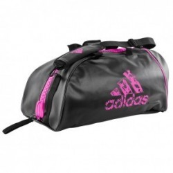 Adidas Super Sport Bag Black / Pink