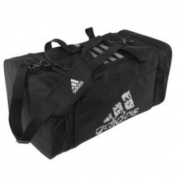 Adidas Team Bag Combat Sport Zwart/Zilver Large