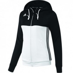 Adidas T16 Team Hoodie Women Black / White