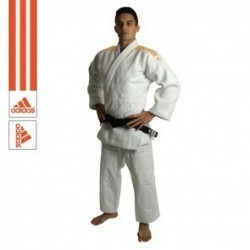 adidas Judopak J990 Millenium Withe/Orange