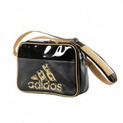 Adidas Sport Shoulder Bag Black / Gold