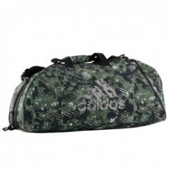 Adidas Super Gym Bag Camo Silver