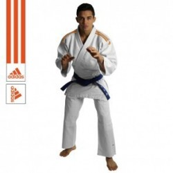 Adidas Judopak J350 Club Withe/Orange