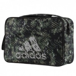 Adidas Sport Camo / Silver Shoulder Bag