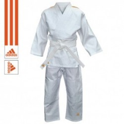 Adidas Judopak Evolution II J250 Withe/Orange