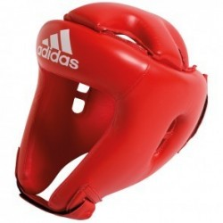 Adidas Rookie Head Protection Red Large