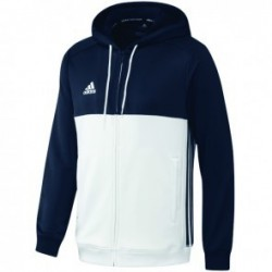 Adidas T16 Team Hoodie Blue / White