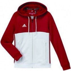 Adidas T16 Team Hoodie Red / White Youth