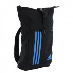 Sac Adidas Training Military Sport Noir / Bleu Large