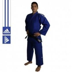 Adidas Judopak II Champion IJF Approuvé Bleu