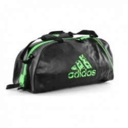 Adidas Super Sports Bag  Black / Green