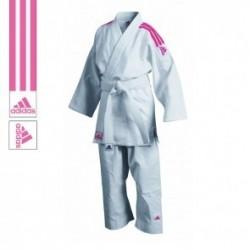 Adidas Judopak J350 Club Blanc/Rose