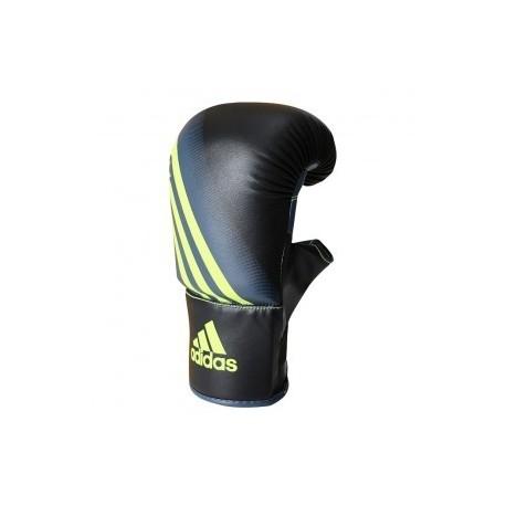 Adidas Speed 100 Bag Boxing Gloves Black/Yellow