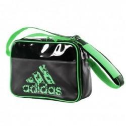 Adidas Sport Shoulder Bag Black / Green