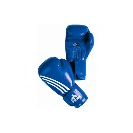 Adidas Shadow Climacool Boxing Gloves Blue - Budo House