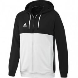 Adidas T16 Team Hoodie Black / White