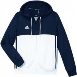 Adidas T16 Team Hoodie Blue / White Youth