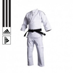 Adidas Judopak J500 Training Withe