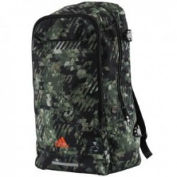 Adidas Backpack Camo Orange