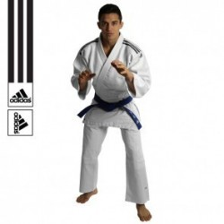 Adidas Judopak J350 Club Withe/Black