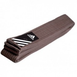 Adidas Judoband Elite 45 mm Brune