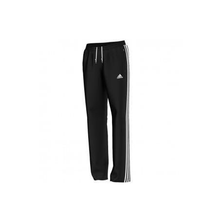 adidas T16 Team Training Pants Women Black White Budo House
