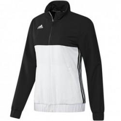 adidas T16 Team Jacket Femme Noir / Blanc